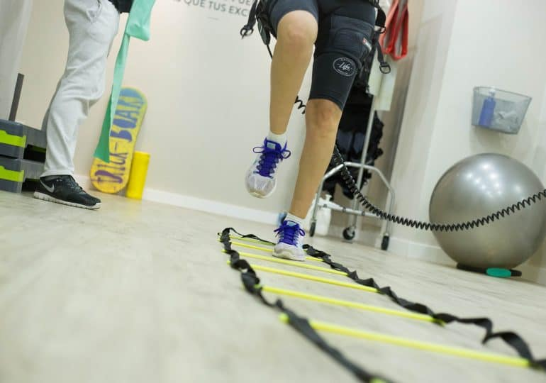 Trening EMS - alternatywa dla tradycyjnych ćwiczeń