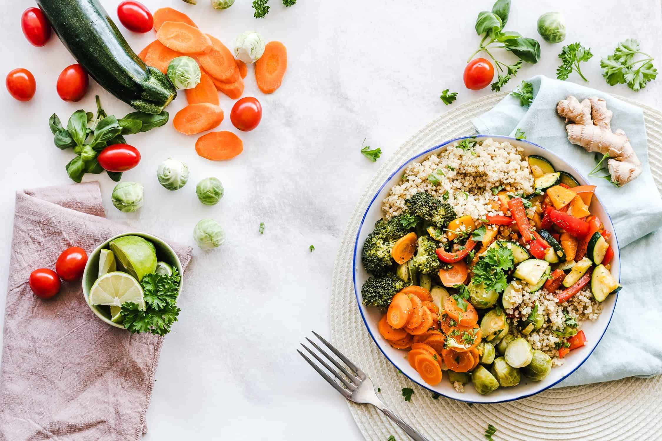 O czym należy wiedzieć przy tworzeniu zbilansowanej diety?