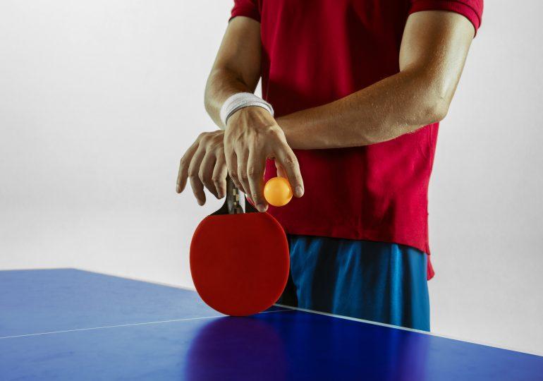 Tenis stołowy dobrą alternatywą na czas pandemii koronawirusa