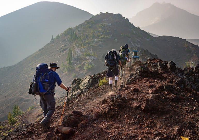 Buty do chodzenia po górach - jakie modele sprawdzą się najlepiej?