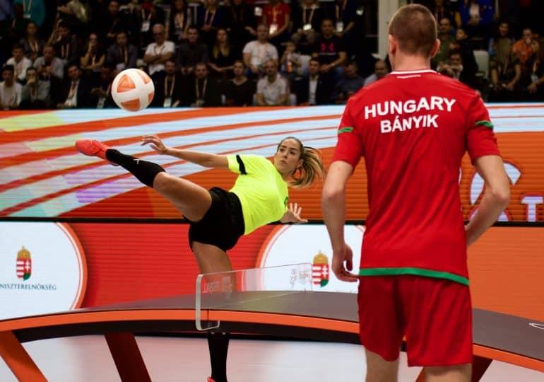 Teqball sportem przyszłości