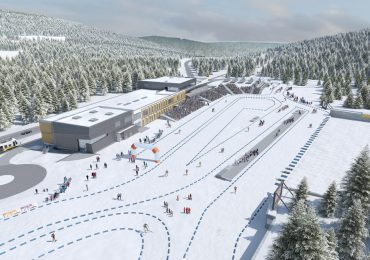 Szklarska Poręba nową stolicą sportów zimowych? Trwa budowa ultranowoczesnego ośrodka treningowego w Jakuszycach
