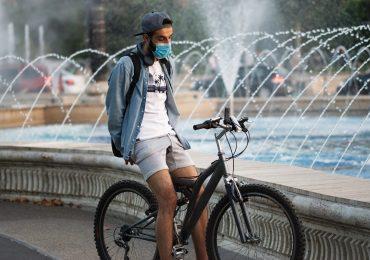 Czy noszenie maseczki podczas aktywności fizycznej powoduje niedotlenienie organizmu? Kanadyjscy naukowcy przeprowadzili testy!
