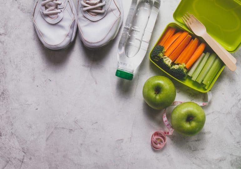 Jakie składniki powinny zawierać szybkie i zdrowe dania dla biegaczy?