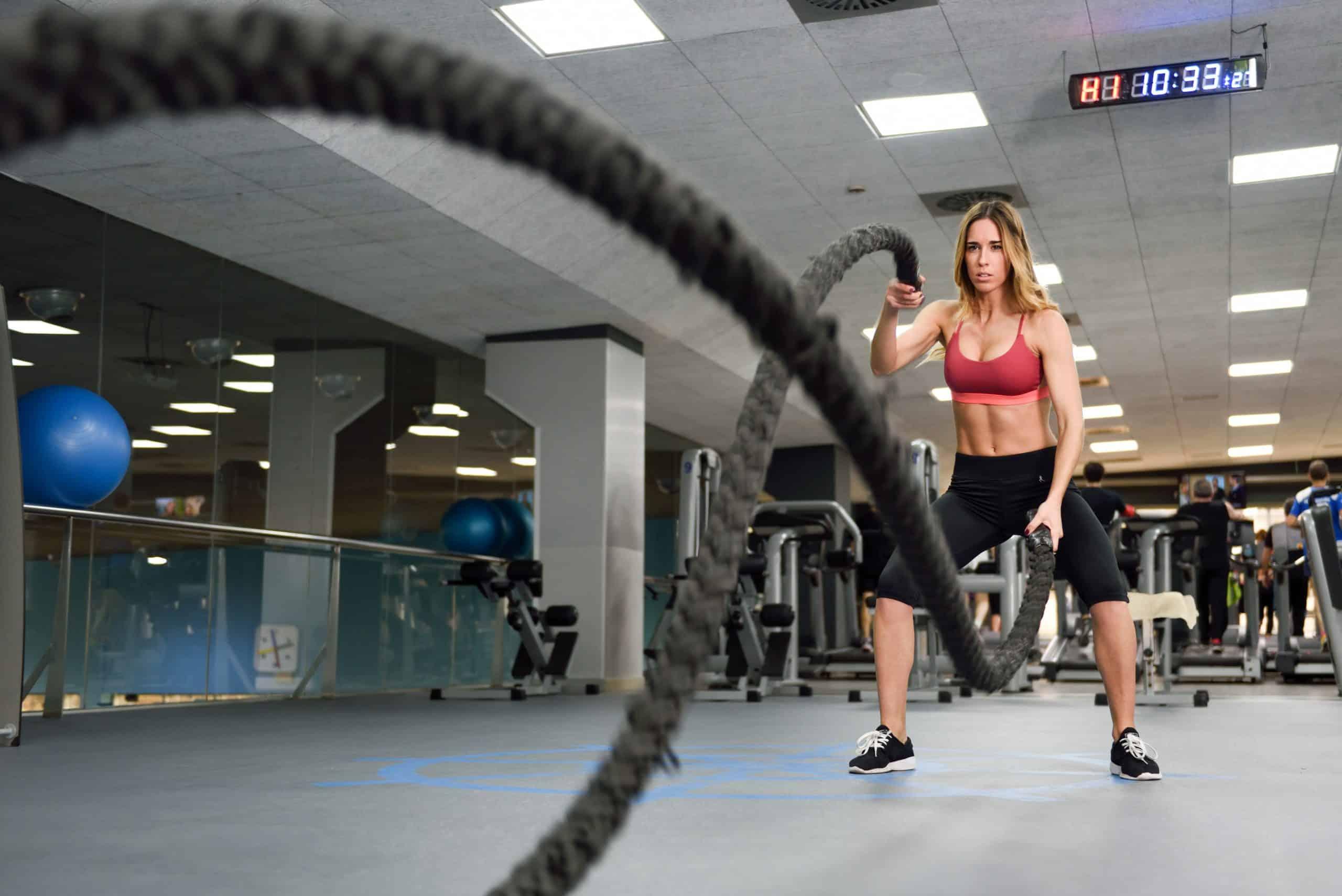 Kluby fitness i baseny otwierają się dla kadry narodowej w… przeciąganiu liny