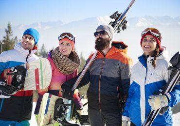 Weekend pod znakiem białego szaleństwa. Stoki narciarskie opanowane przez amatorów sportów zimowych!