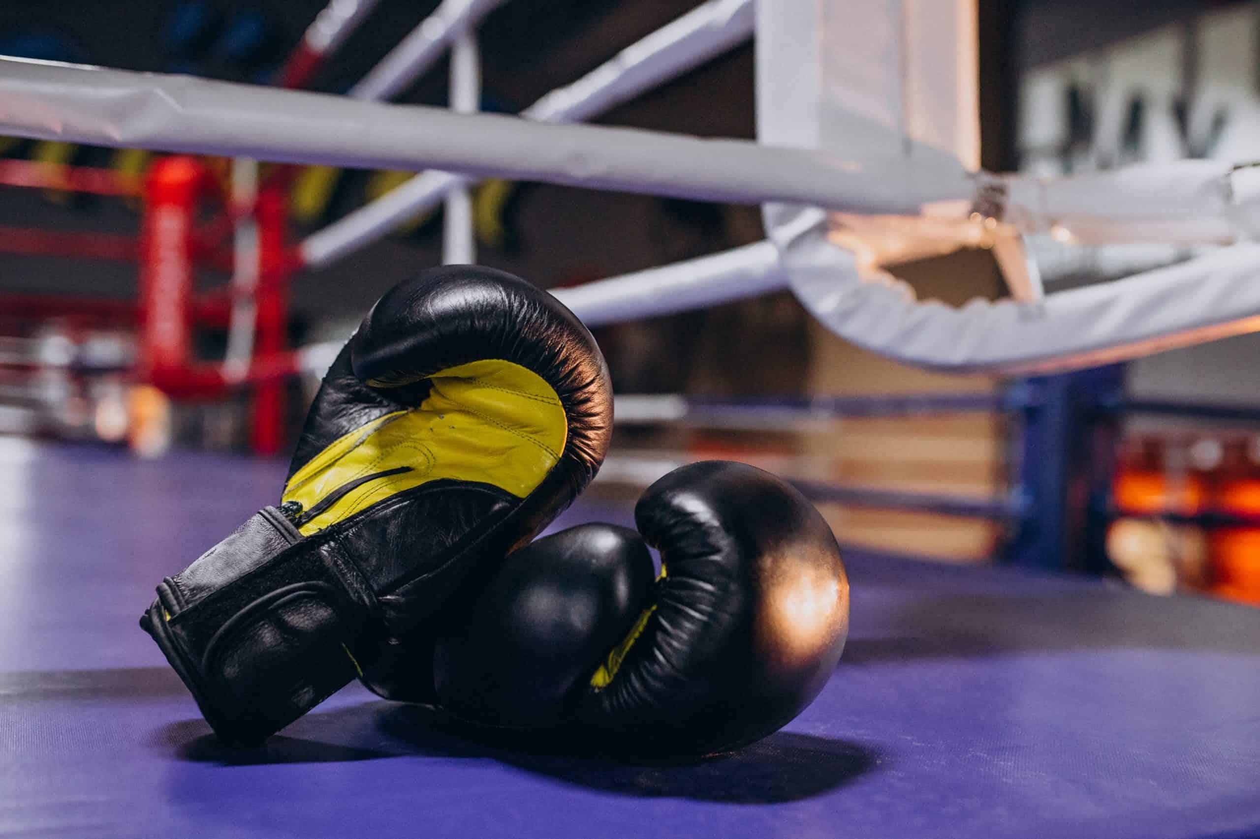 Jak optymalnie dobrać rękawice bokserskie?