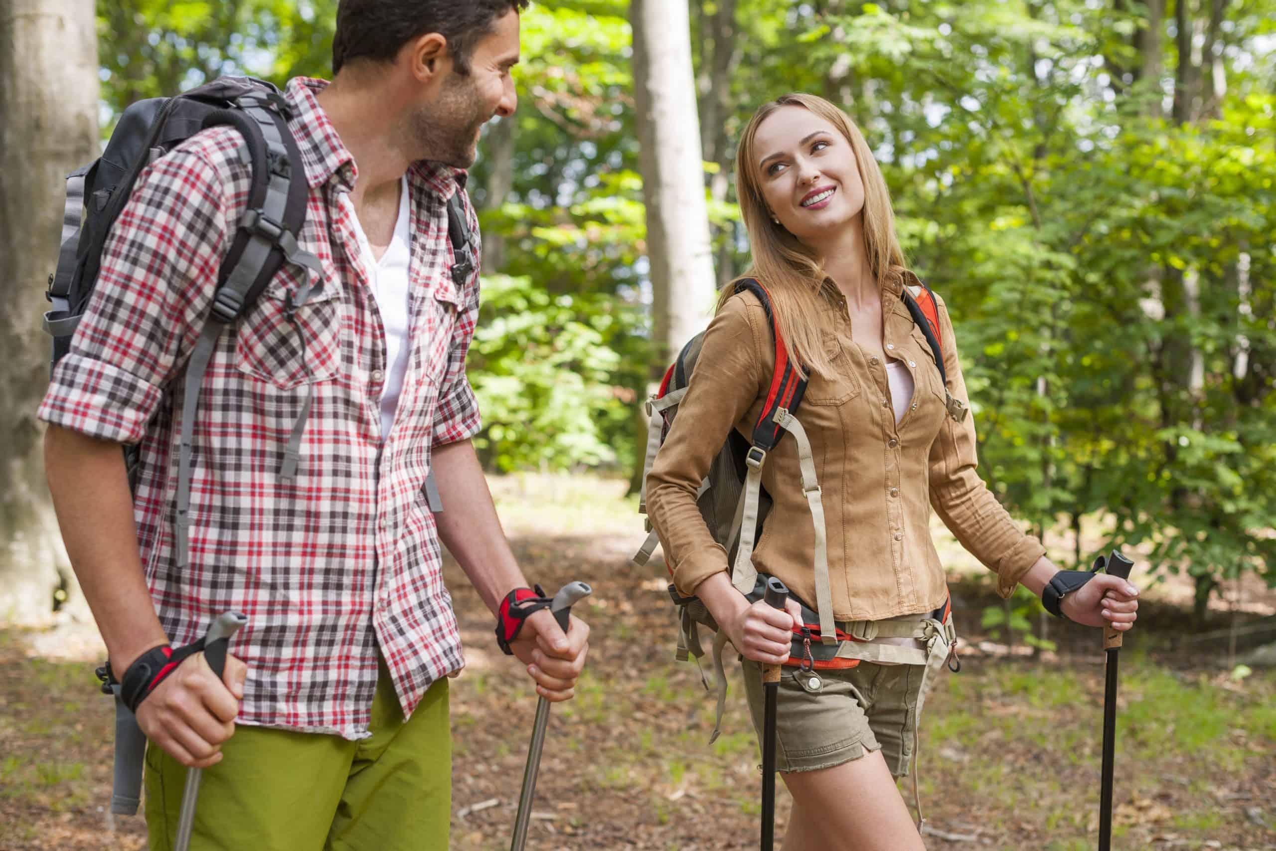 Czy nordic walking pomaga w odchudzaniu?