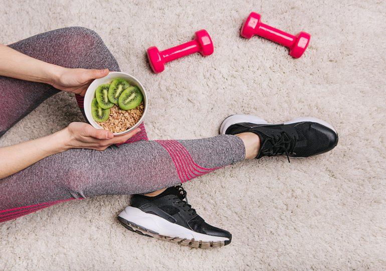 Produkty, które urozmaicą dietę osoby aktywnej fizycznie