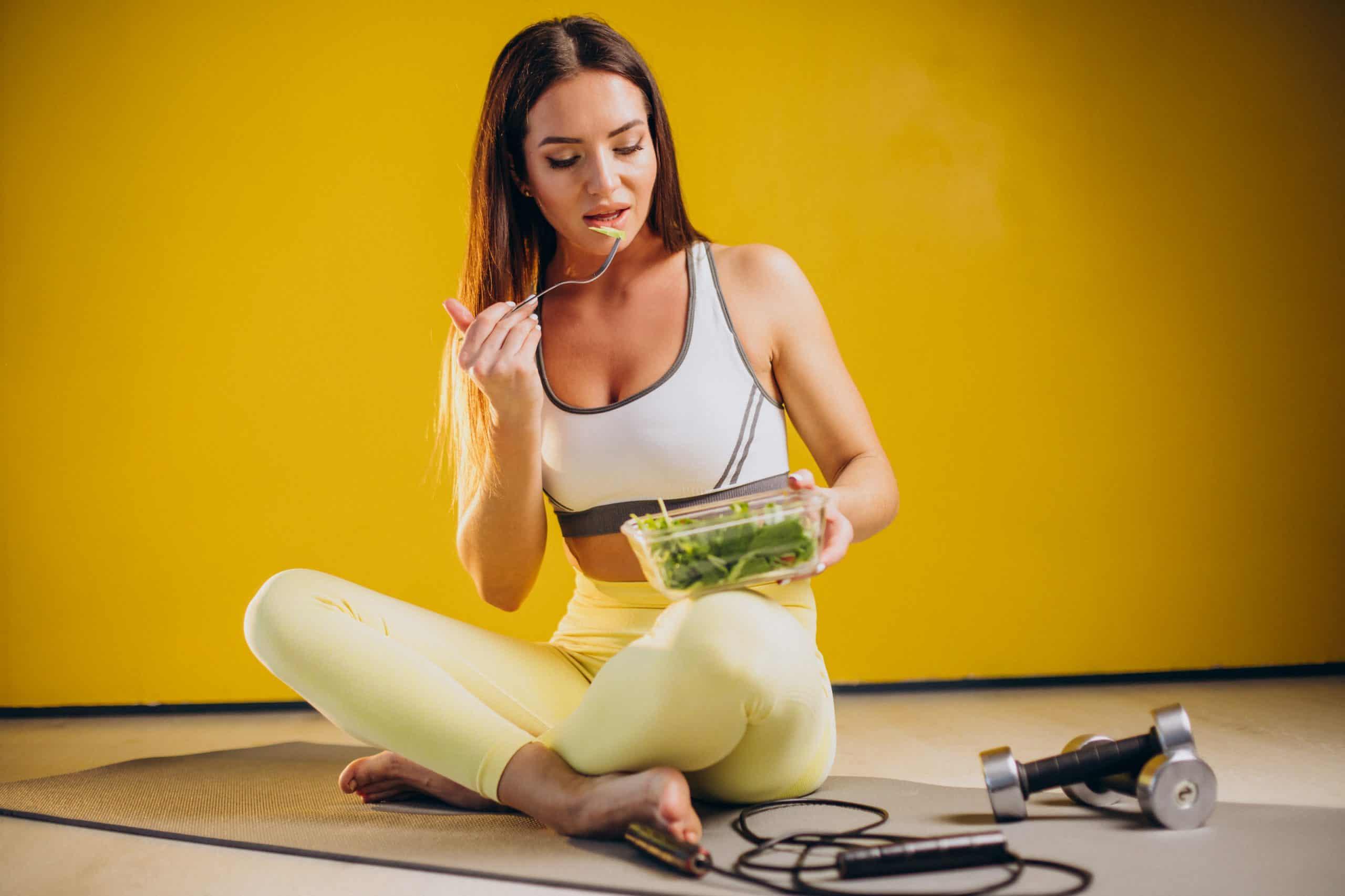 Lekkie posiłki na lato dla aktywnych fizycznie